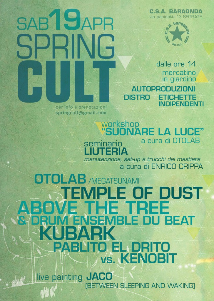 Spring cult