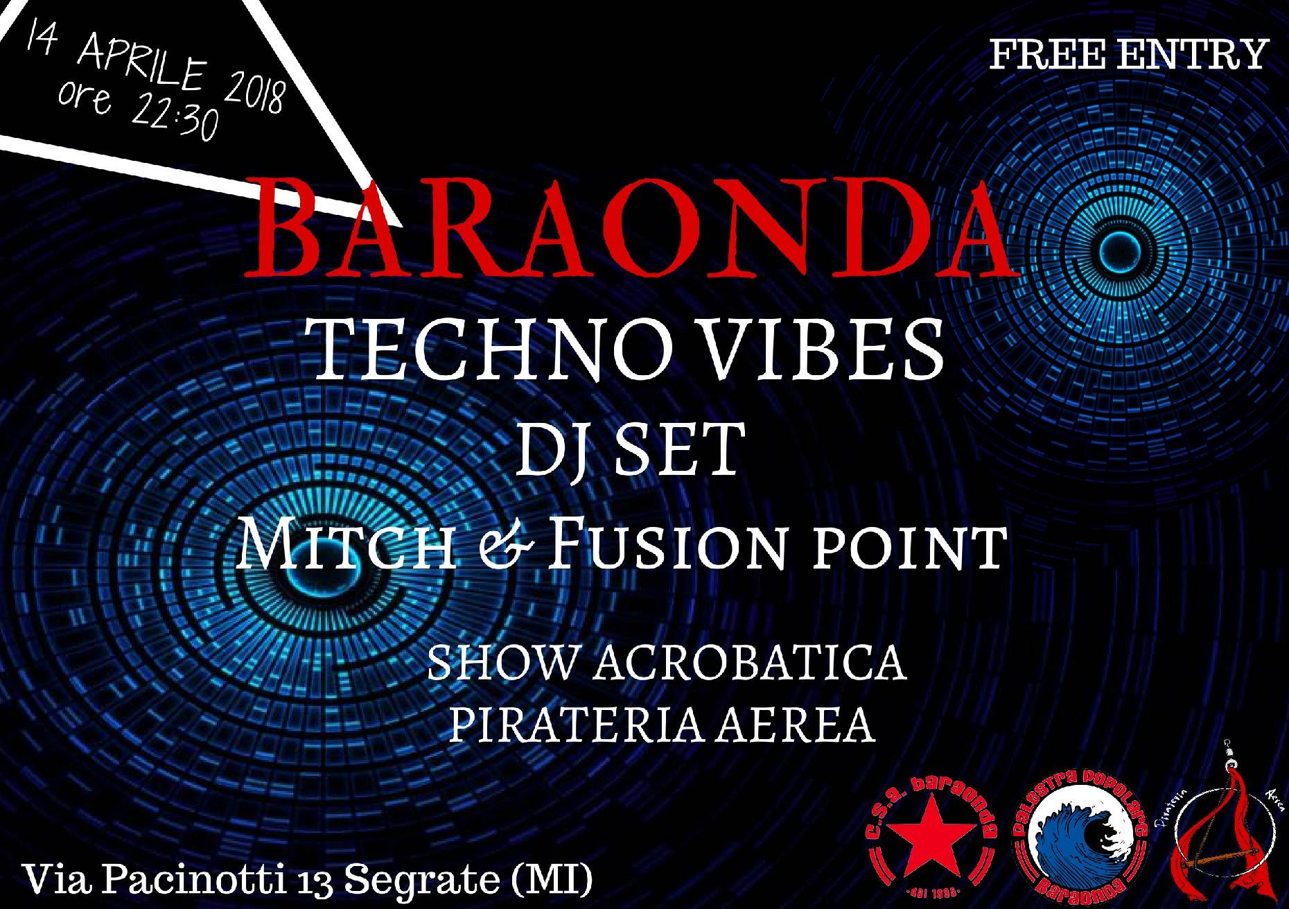 Baraonda Techno Vibes